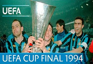 قهرمانی اینترمیلان در جام یوفا 1994