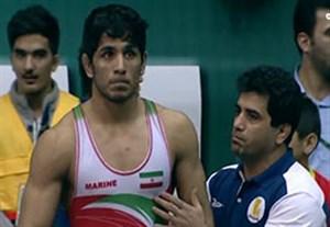 پیروزی مقتدرانه تیم ملی کشتی آزاد ایران مقابل هند