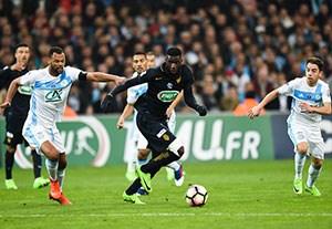 گلهای بازی مارسی 3-4 موناکو