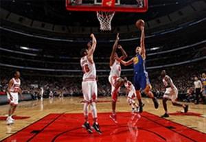 خلاصه بسکتبال شیکاگو 94-87 گلدن استیت