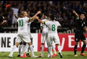 پیروزی سه گله عربستان در ورزشگاه راجامانگالا