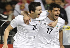 خلاصه بازی قطر 0-1 ایران