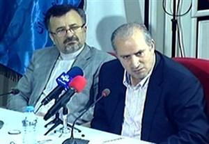 نشست مسئولان صدا وسیما با فدراسیون فوتبال