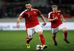 گلهای بازی اتریش 1-1 فنلاند