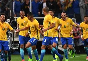 تکنیک ها و گلهای جذاب تیم ملی برزیل در تاریخ فوتبال