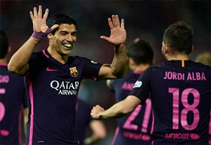 خلاصه بازی گرانادا 1-4 بارسلونا