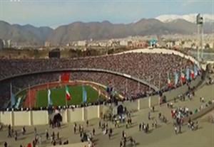 حواشی پیروزی 100 هزار نفری ایران مقابل چین