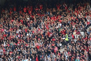 سرخترین استادیوم آزادی در لیگ هفدهم