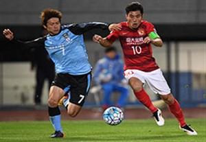 خلاصه بازی کاوازاکی 0-0 گوانگژو