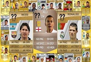 پایین ترین امتیاز ستارگان فوتبال در بازی FIFA (بخش اول)