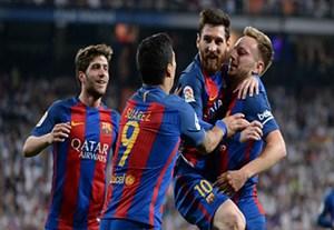 خلاصه بازی رئالمادرید 2-3 بارسلونا (درخشش مسی)