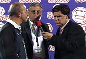 مصاحبه کرانچار بعد از بازی با استقلال