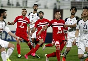 عملکرد پرسپولیس مقابل اماراتی ها در لیگ قهرمانان