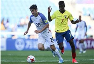خلاصه بازی اکوادور 3-3 آمریکا