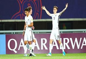 خلاصه بازی نیوزلند 3-1 هندوراس
