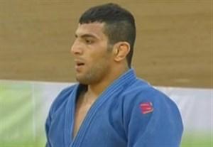 کسب مدال نقره سعید ملایی در جودو آسیا+مراسم اهدای مدال