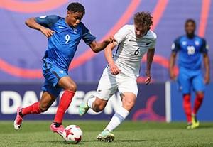 خلاصه بازی نیوزلند 0-2 فرانسه