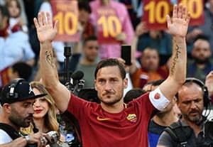 به مناسبت سالروز خداحافظی توتی از دنیای فوتبال