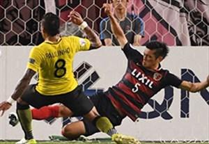 خلاصه بازی کاشیما آنتلرز 2-1 گوانگژو چین