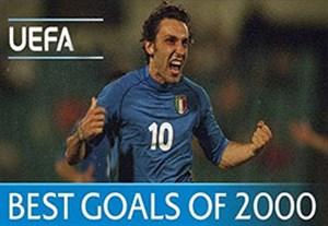 گل های جذاب و دیدنی جام ملت های اروپا 2000 (زیر 21 سال)