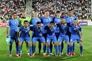 فهرست کامل ازبکها در بازی ایران