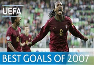 گل های زیبای جام ملت های اروپا 2007 (زیر 21 سال)