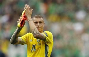 لیندلوف: سوئد به حضور در جام جهانی ایمان داشت