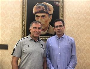صالح: اگر لیگ تعطیل نمیشد خوشحالتر میبودیم
