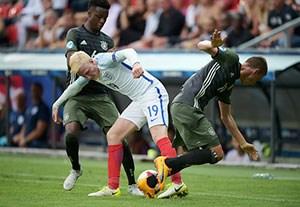 خلاصه بازی زیر 21 سال انگلیس 2-2 آلمان (پنالتی 3-4)