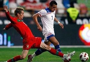 بازی خاطره انگیز شیلی 1-1 پرتغال (سال 2011)