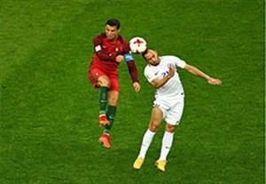 خلاصه 90 دقیقه بازی پرتغال 0-0 شیلی