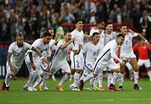 خلاصه کامل بازی پرتغال 0-0 شیلی (پنالتی 0-3)
