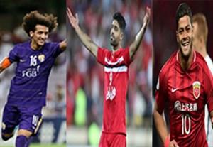 طارمی، هالک و عبدالرحمن برترین بازیکنان لیگ قهرمانان آسیا