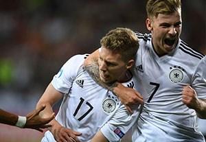 خلاصه بازی آلمان 1-0 اسپانیا (قهرمانی آلمان)
