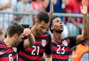 خلاصه بازی آمریکا 2-1 غنا