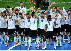 آلمان 1-0 شیلی؛ و همیشه ژرمن ها می برند