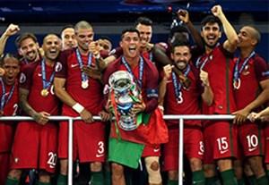 به مناسبت سالروز قهرمانی پرتغال در اروپا