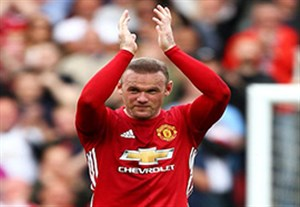 13 گل برتر وین رونی در 13 فصل حضور در منچستریونایتد