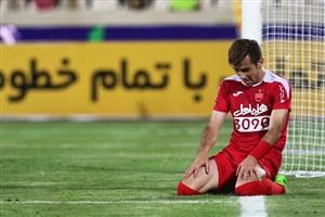 احمدزاده بازی با پیکان را از دست داد
