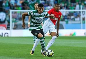 خلاصه بازی اسپورتینگ 2-1 موناکو