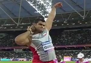 کسب مدال طلای پاکباز و نقره محمدیان در پرتاب وزنه معلولین جهان