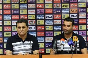 نظرمحمدی: برای بازی پرسپولیس لحظهشماری میکنیم