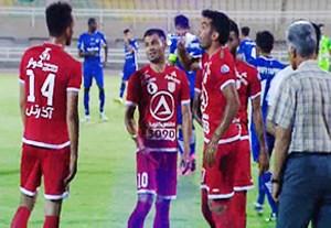 خلاصه بازی استقلال خوزستان 1-0 تراکتورسازی