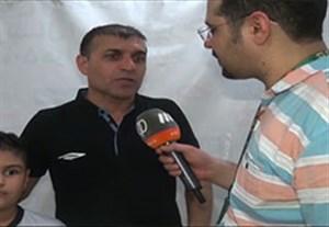 حواشی بازی استقلال خوزستان - تراکتورسازی