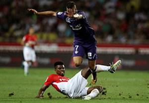 خلاصه بازی موناکو 3-2 تولوز