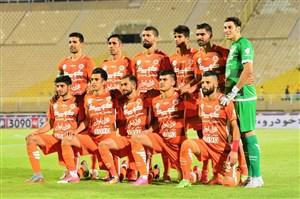 یازده بازیکن اصلی نارنجی پوشان در اصفهان