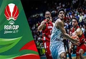 خلاصه بسکتبال نیوزلند 86-82 لبنان