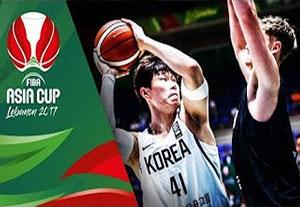 خلاصه بسکتبال کره جنوبی 76-75 نیوزلند