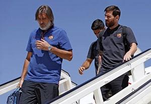 کاتالان ها به مادرید رسیدند