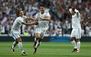 ترکیب اصلی دپورتیوو لاکرونیا- رئال مادرید